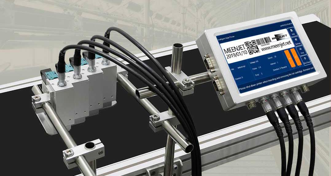 impresoras de inyección cometpack
